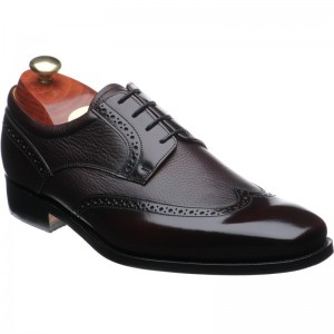Andrew two-tone brogues