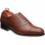 Barker Newcastle semi-brogues