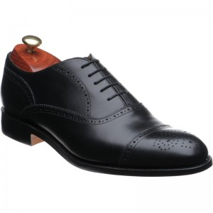 Newcastle semi-brogues