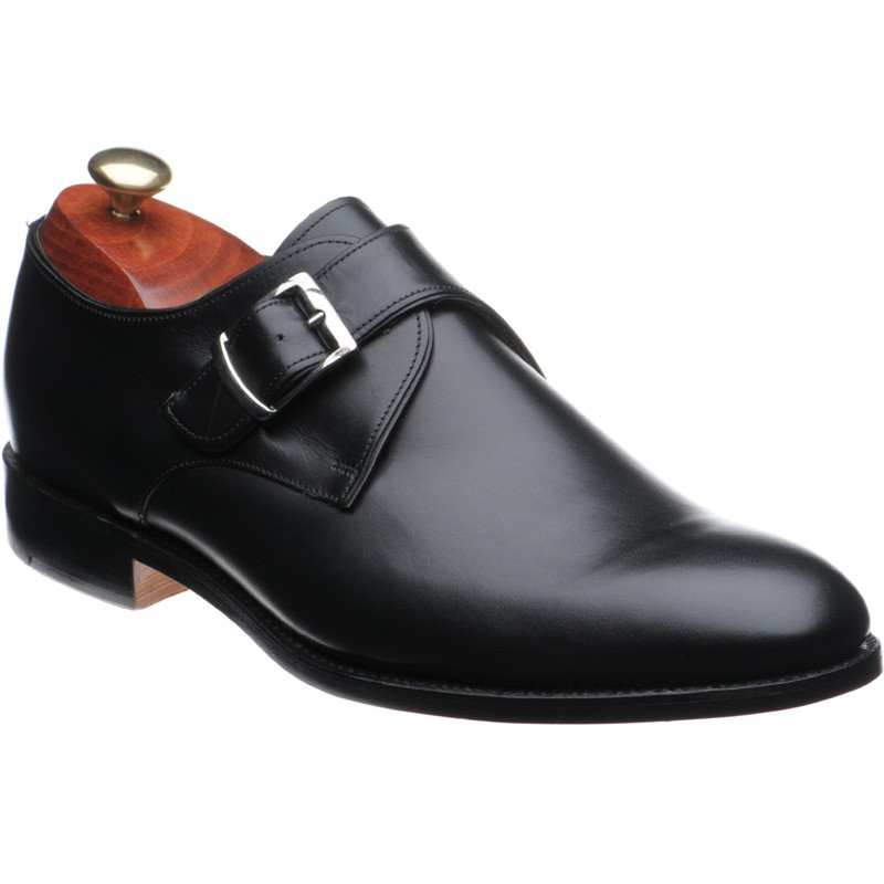Barker Northcote monk shoes