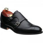 Fleet double monk shoes