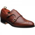 Fleet double monk shoes