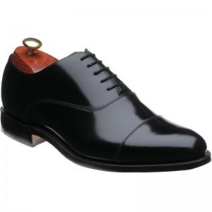 barker winsford in black polished