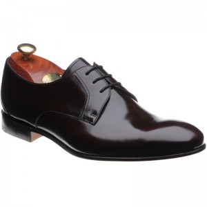 Rutherford Derby shoes