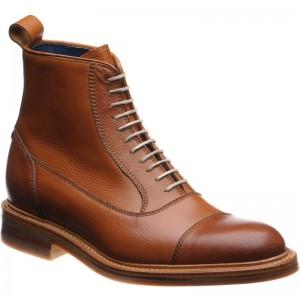 Barker Dixon rubber-soled boots