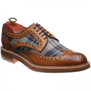 Blair tweed brogues