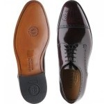 Barker Perth semi-brogues