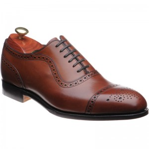 Warrington semi-brogues