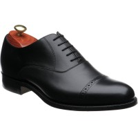 Barker Burford rubber-soled Oxfords