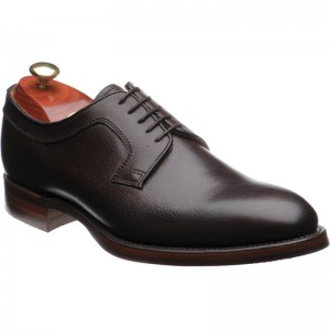 Skye rubber-soled Derby shoes
