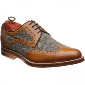 Dowd two-tone brogues