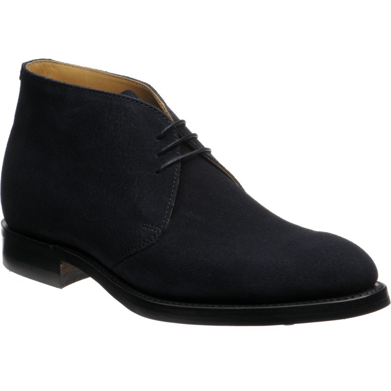 Barker Orkney rubber-soled boots