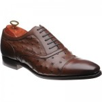 Barker Puccini two-tone shoes