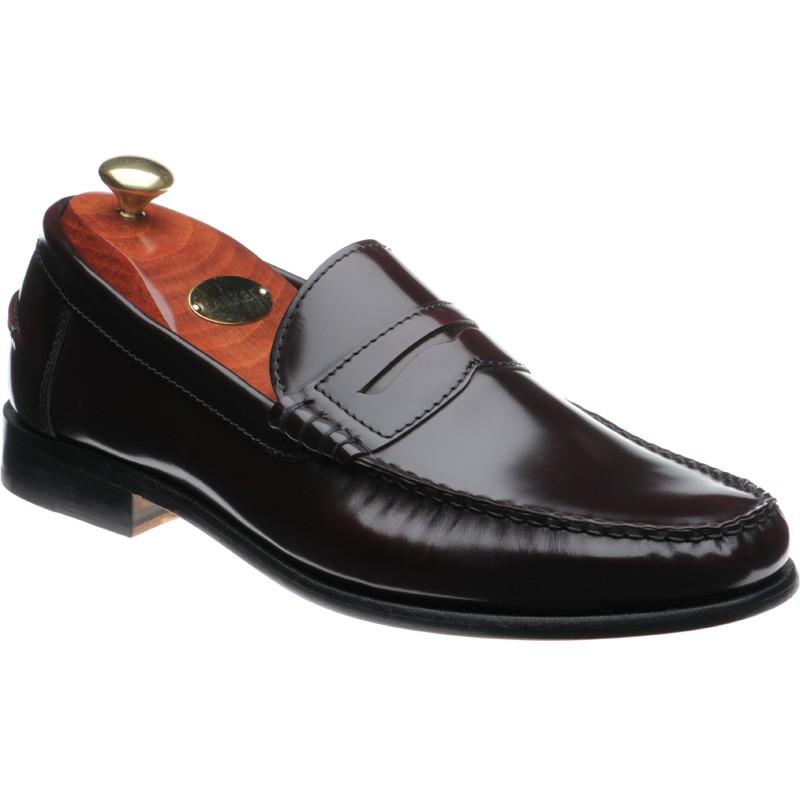 Barker Newington loafers