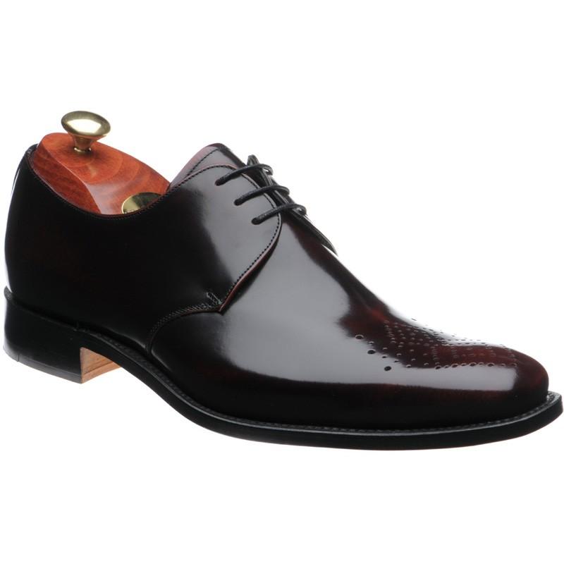 Barker Darlington Derby shoes