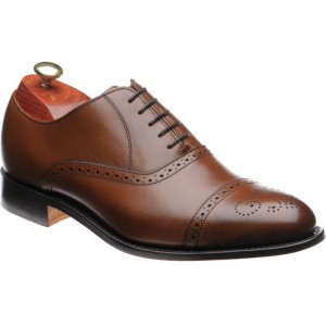 Devon semi-brogues