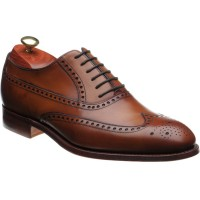 Barker Flore two-tone brogues