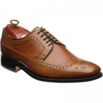 Barker Fosbury two-tone brogues