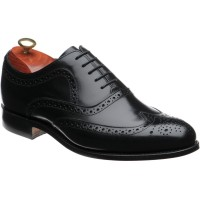 barker hampstead in black polished