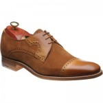 Barker Ashton two-tone Derby shoes