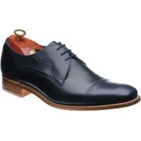 Barker Ashton two-tone Derby shoes