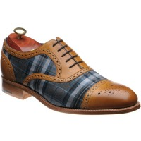 Hursley two-tone shoes