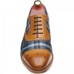 Hursley two-tone shoes