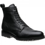 Barker Sully rubber-soled boots