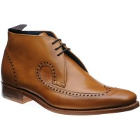 Cooke brogue boots