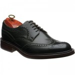 Barker Kelmarsh rubber-soled brogues