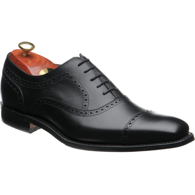Luke rubber-soled semi-brogues