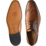 Larry brogues