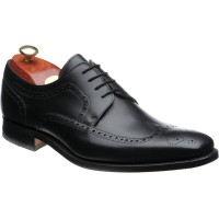 barker larry in black calf