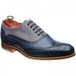 Lennon two-tone brogues