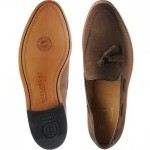 Litchfield tasselled loafers