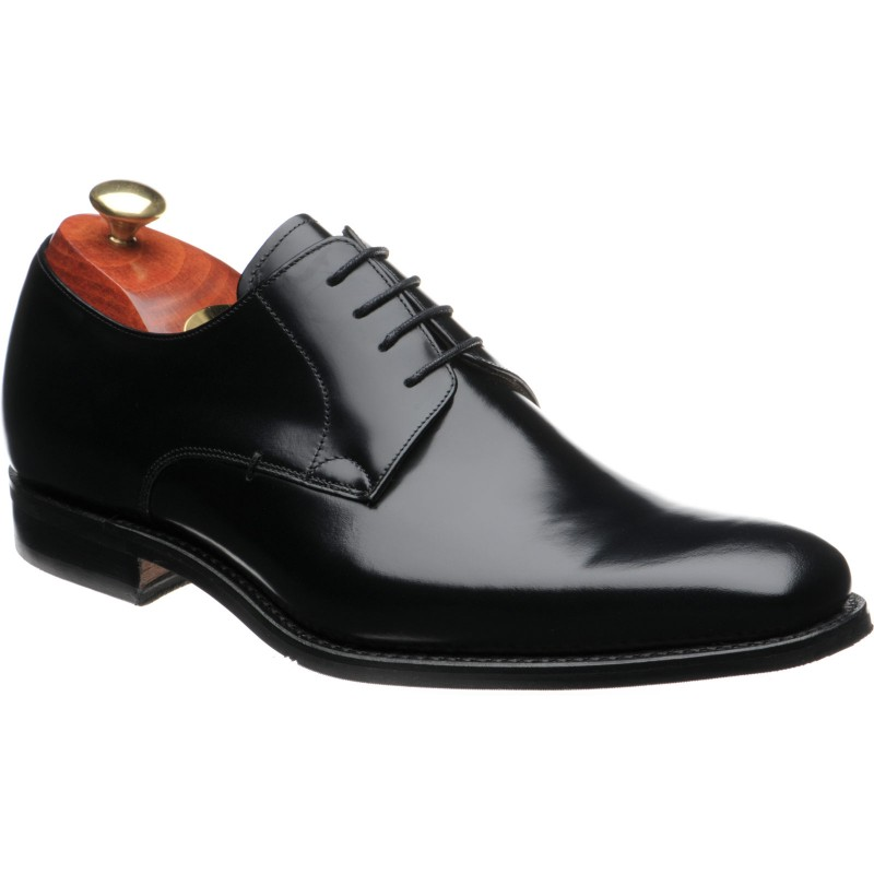 Lyle rubber-soled Derby shoes