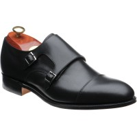 Ford double monk shoes