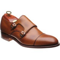 Barker Ford double monk shoes