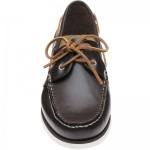 Wallis 2 rubber-soled deck shoes