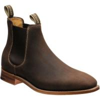 Barker Mansfield Chelsea boots