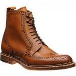 Butcher II brogue boots