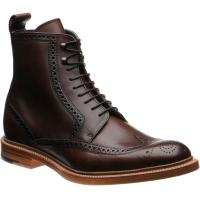 Barker Butcher II brogue boots