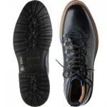 Glencoe rubber-soled boots