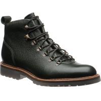 Barker Glencoe rubber-soled boots