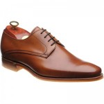 Barker Max rubber-soled Derby shoes