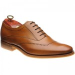 Barker Thomas rubber-soled brogues