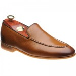 Barker Swanage rubber-soled