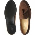 Studland tasselled loafers