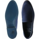 Toledo II rubber-soled loafers