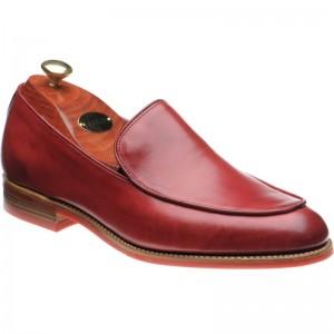 Toledo II in Red Stain Calf